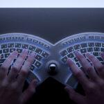 Ergonomisch toetsenbord voorkomt klachten